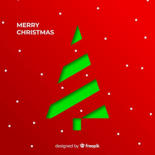 Weihnachtsbaum Kostenlosen Vektoren