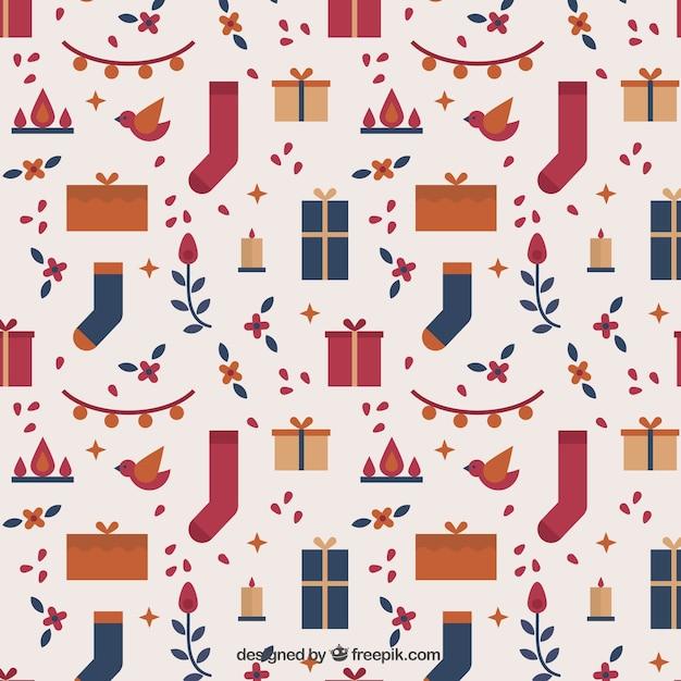 weihnachtsgeschenke und socken muster download der. Black Bedroom Furniture Sets. Home Design Ideas