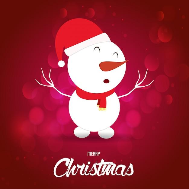 Weihnachtsplakat. Fröhliche Weihnachten. Frohes neues Jahr ...