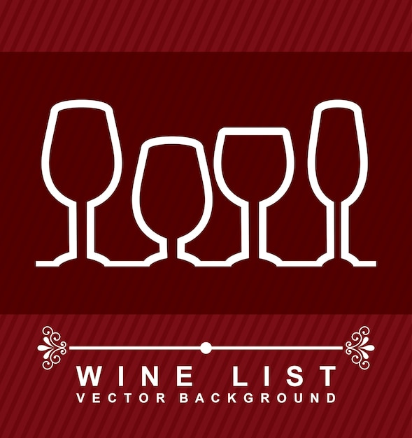 Wein Kostenlosen Vektoren