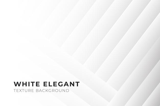Weißer eleganter beschaffenheitshintergrund Kostenlosen Vektoren