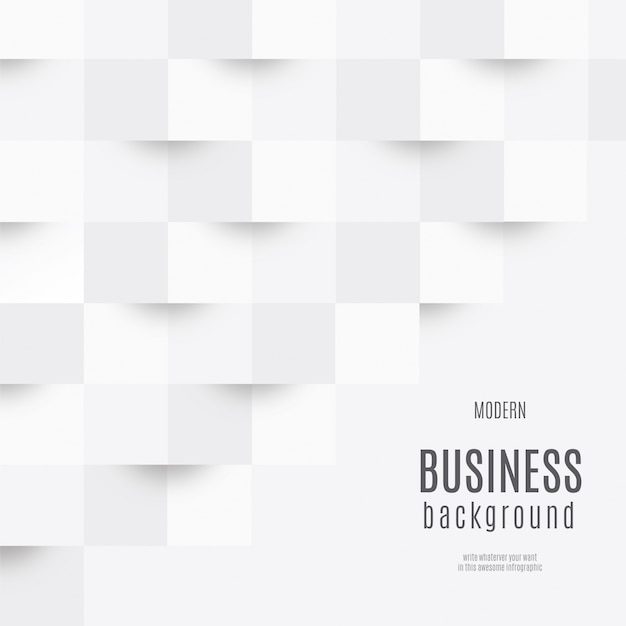 Weißer Geschäftshintergrund Kostenlose Vektoren