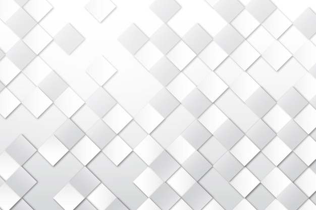 Weißer minimaler abstrakter hintergrund Kostenlosen Vektoren