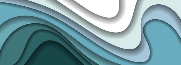 Wellenmuster Kostenlosen Vektoren