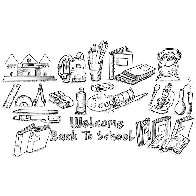 Ausgezeichnet Willkommen Zurück Zur Schule Malvorlagen Bilder ...
