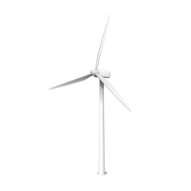 Windmühle Kostenlosen Vektoren