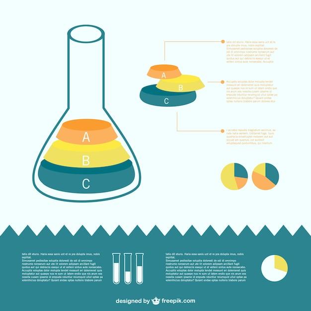 Wissenschaft Rohr Diagramm Vektor | Download der kostenlosen Vektor