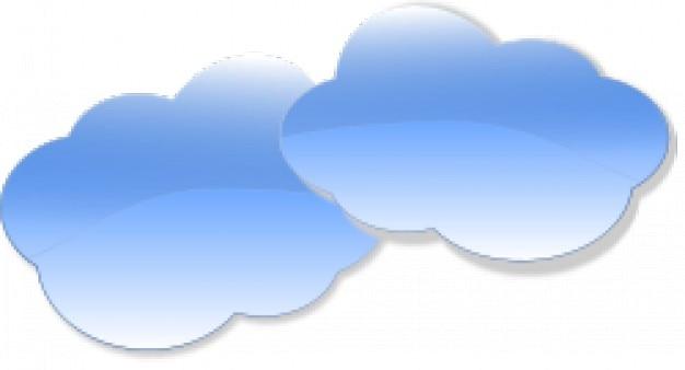 Clipart Wolke - Cloud Init , Transparent Cartoon - Jing.fm