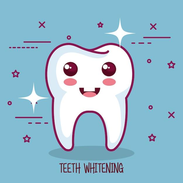 Zahngesundheit Premium Vektoren