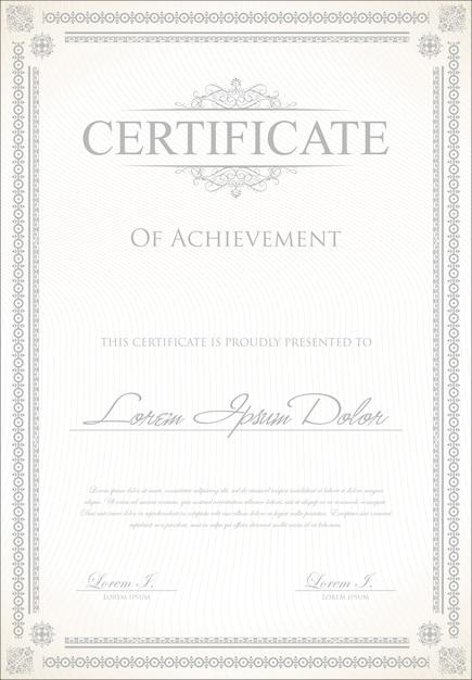 Tolle Bilderrahmen Für Die Graduierung Und Zertifikate Fotos ...