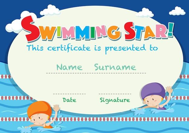 Atemberaubend Zertifikat Vorlage Kinder Ideen ...