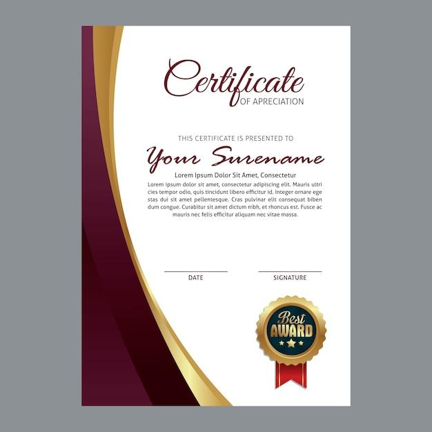Großzügig Zertifikatvorlage Gewinnen Galerie - Entry Level Resume ...