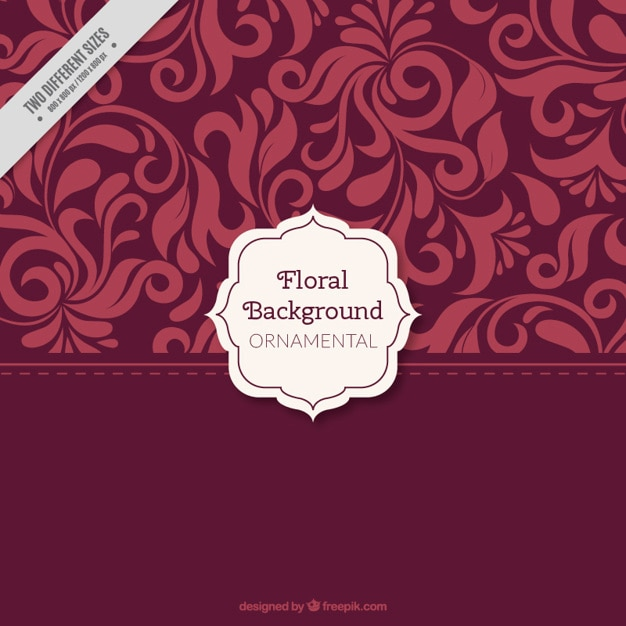 Rote Tapete Mit Blumenmuster : Red Vector Background Free Download