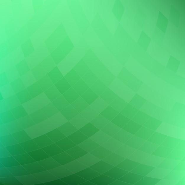 Zusammenfassung grünen geometrischen hintergrund Kostenlosen Vektoren