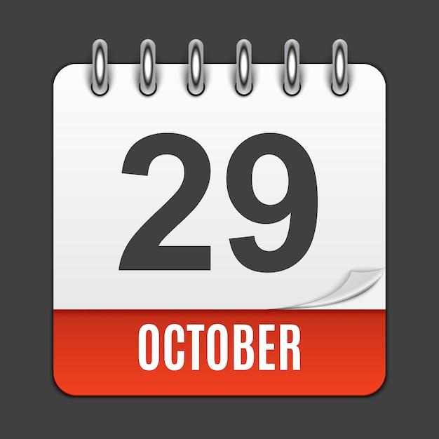 29 ekim cumhuriyet bayraminiz. tradução: 29 de outubro dia da república da turquia Vetor Premium