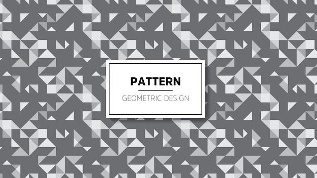 Abstrato base poligonal Vetor grátis