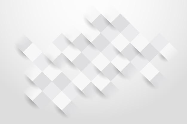 Abstrato branco em estilo de jornal Vetor grátis