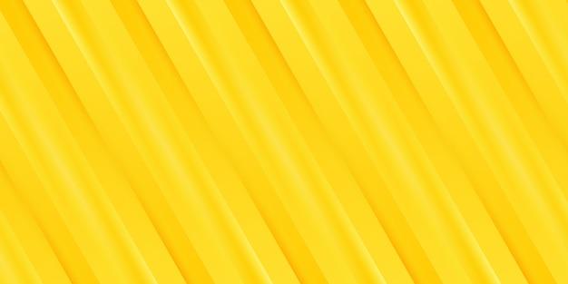 Abstrato colorido listra amarela textura de fundo Vetor Premium