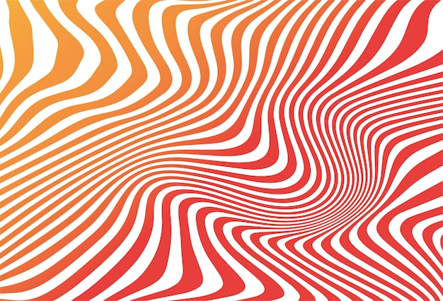 Abstrato colorido sem costura em zigue-zague de fundo Vetor grátis
