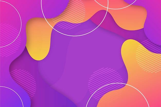 Abstrato colorido Vetor grátis