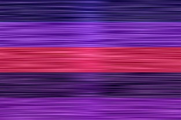 Abstrato de listra padrão colorido. Vetor Premium