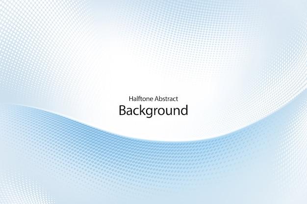 Abstrato de meio-tom Vetor Premium