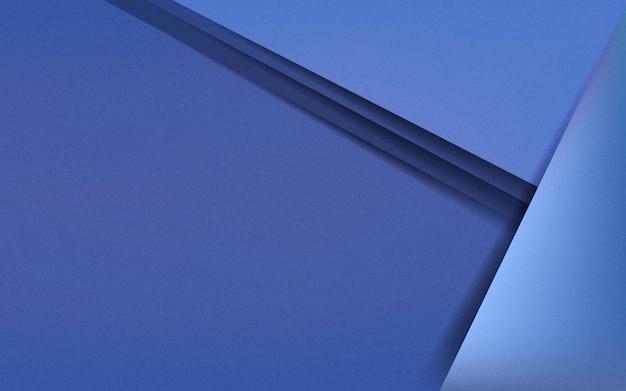 Abstrato design em azul Vetor grátis