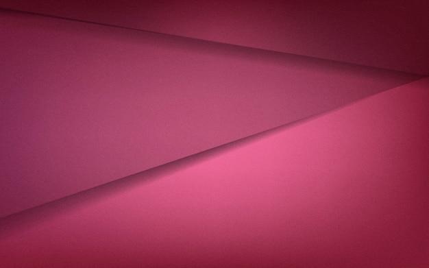 Abstrato design em rosa Vetor grátis