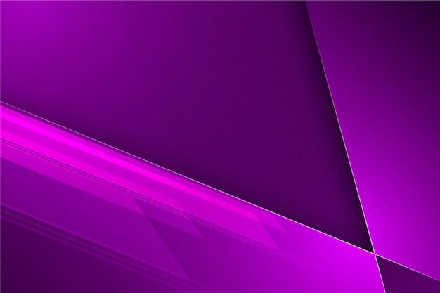 Abstrato futurista em tons violetas Vetor grátis