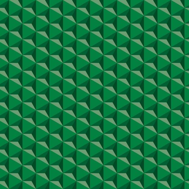 Abstrato hexagonal padrão sem emenda. Vetor Premium