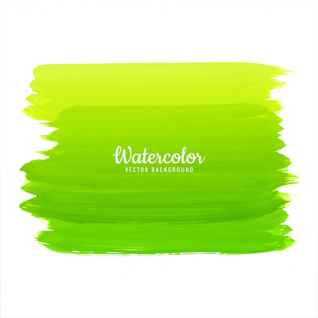 Abstratos, aquarela, golpes, branco, fundo Vetor Premium