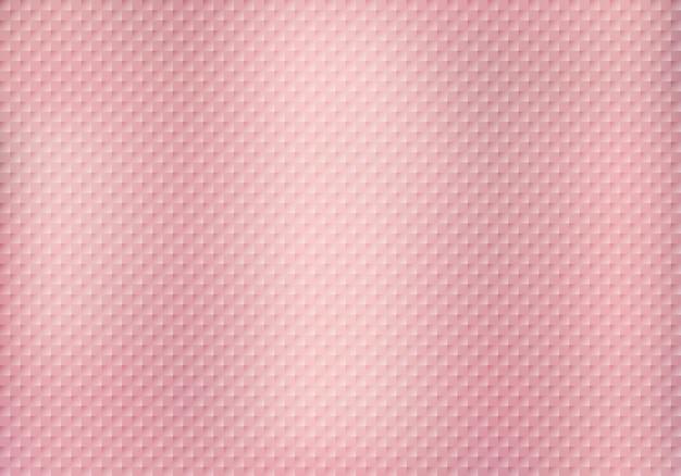 Abstratos, ouro rosa, fundo, quadrados, padrão, textura Vetor Premium