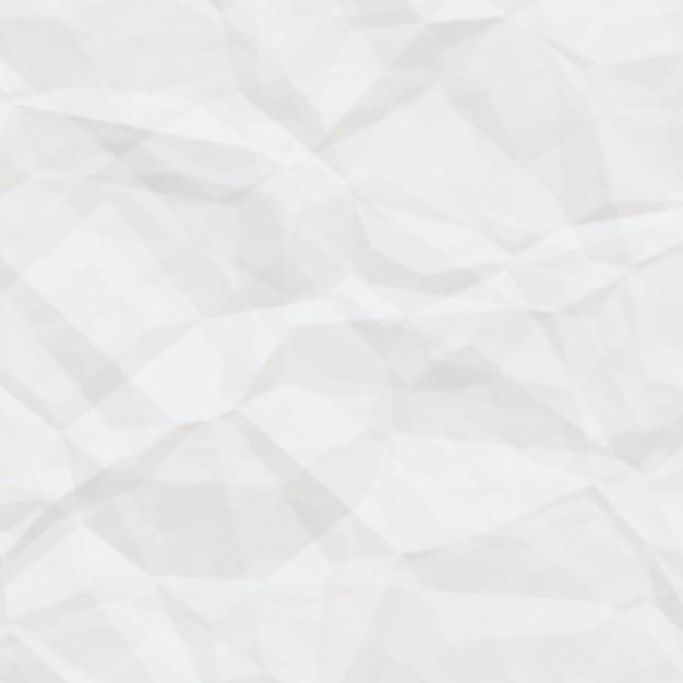 Amarrotou a textura de fundo de papel Vetor grátis