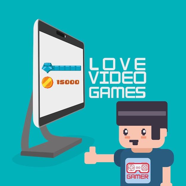"""Resultado de imagem para amor gamer"""""""