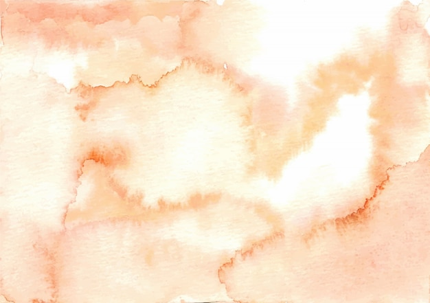 Aquarela de fundo de textura vintage Vetor Premium