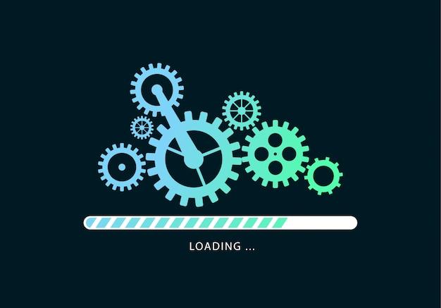 Atualizando arquivos com mecanismo Vetor Premium