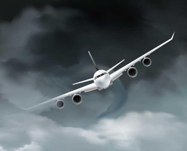 Avião Vetor grátis