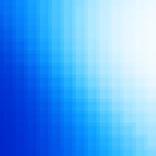Azul branco brilhante