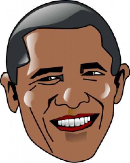 Barack obama Vetor grátis