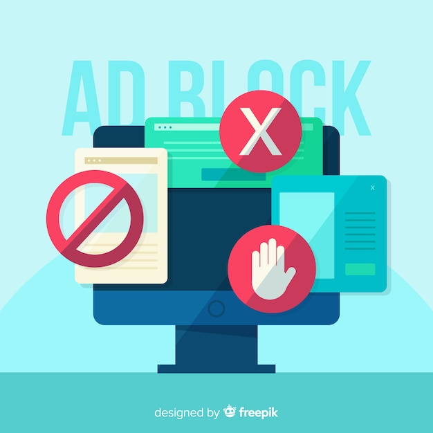 extensões navegador adblock