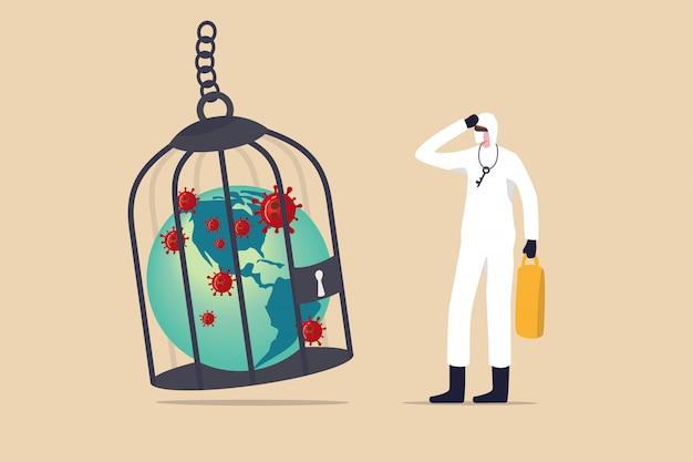 Bloqueio ou quarentena de coronavírus covid-19, acesso restrito ao ...