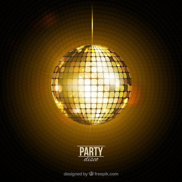 Bola de discoteca brilhante baixar vetores gr tis - Bola de discoteca ...