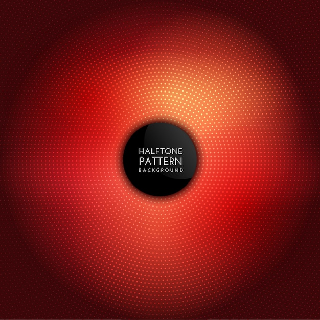 Brilhante, pontos, desenho, fundo Vetor Premium