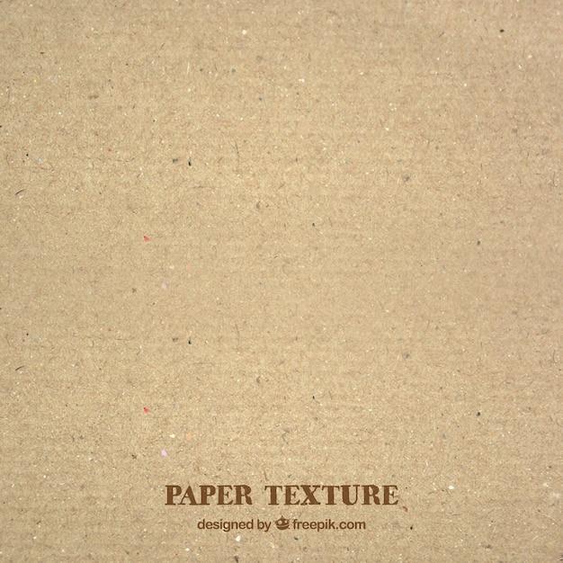 Brown textura de papel Vetor grátis