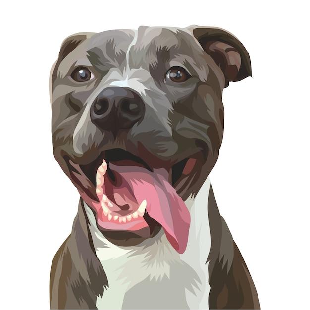 Cachorro Vetor Premium