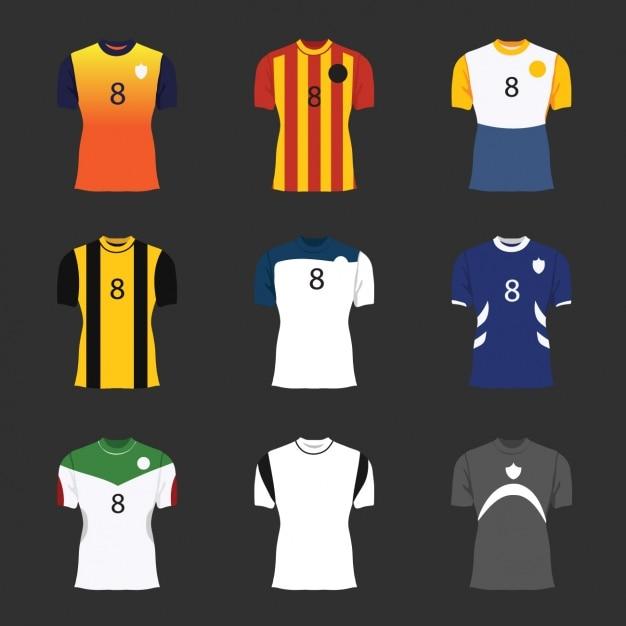 92c9e1a006 Camisas de futebol coleção