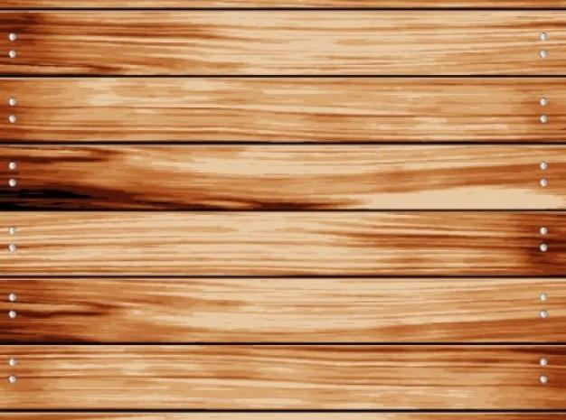 Cerca de madeira com placas parafusadas dobble horizontais for Cerca per foto