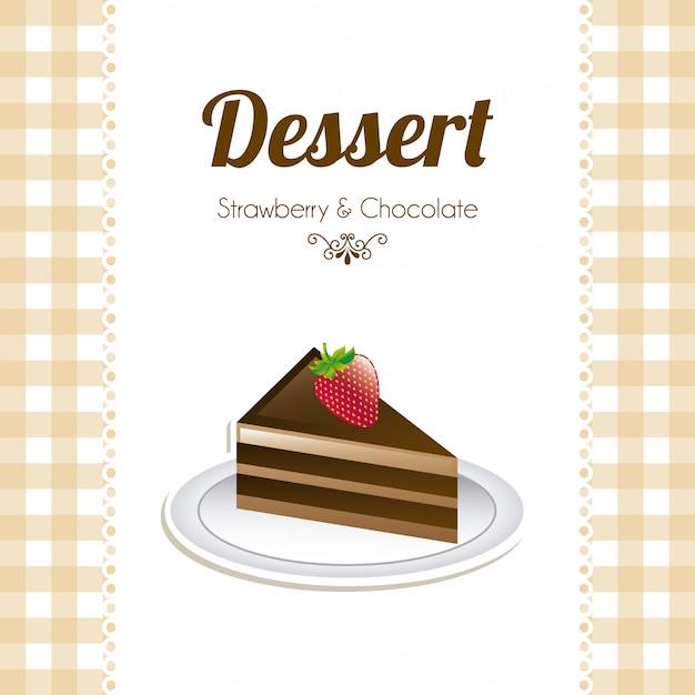 Chocolate Vetor grátis