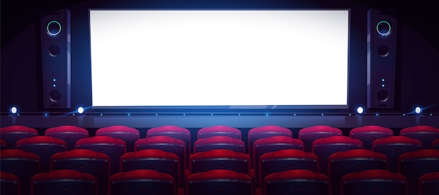 Cinema Vetor grátis