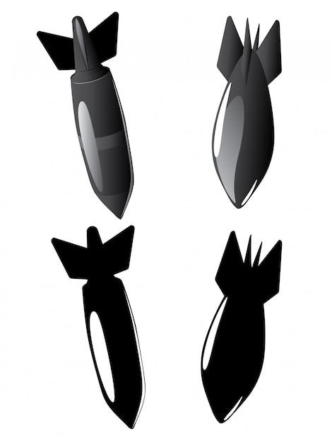 Coleção de bomba de ar dos desenhos animados Vetor Premium